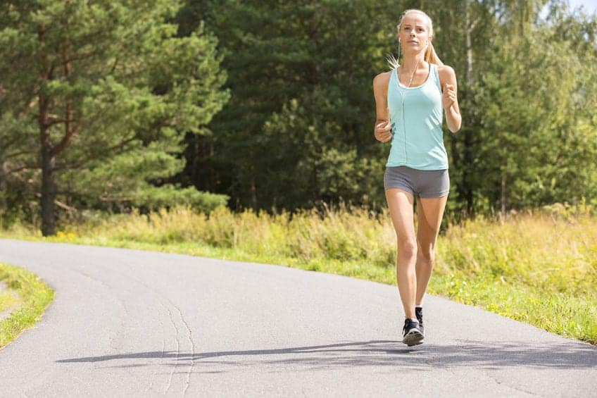 teen depression and exercise